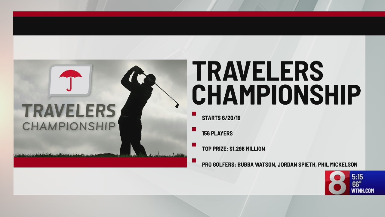 Events continue Wednesday for the 2019 Travelers Championship