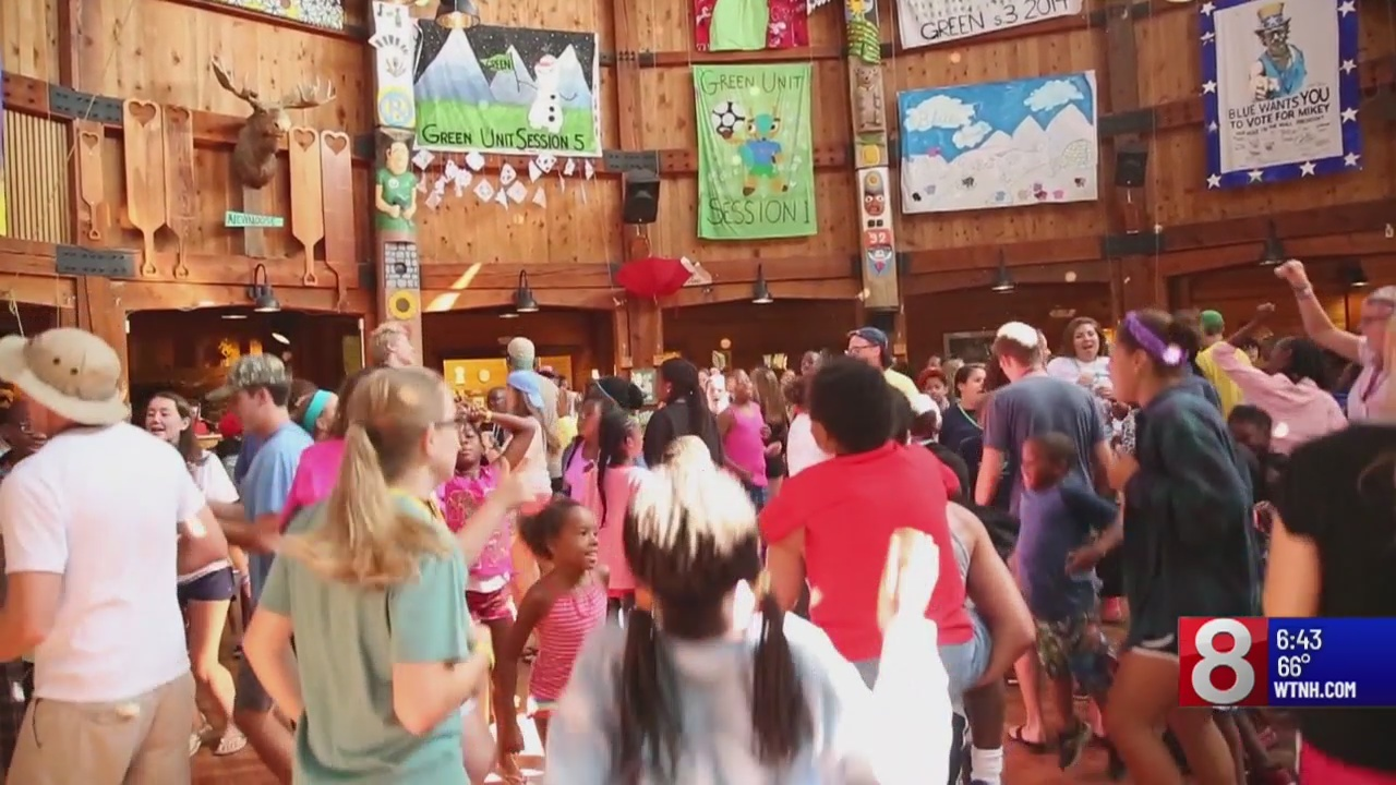 Hole in the Wall Gang Camp gives kids with cancer the chance to feel safe and secure