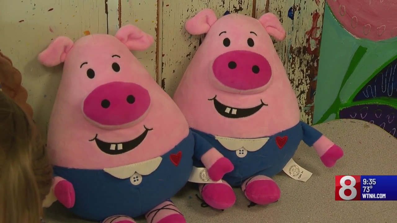 The Giggling Pig debuts new plush toys aimed at inspiring kindness and acceptance