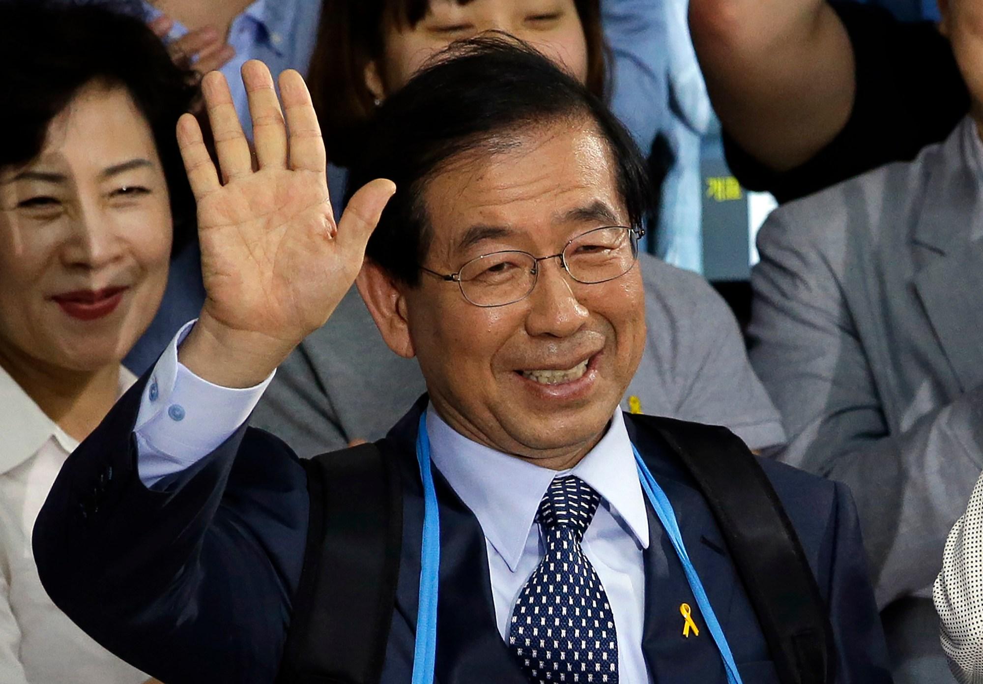 Park Won-soon
