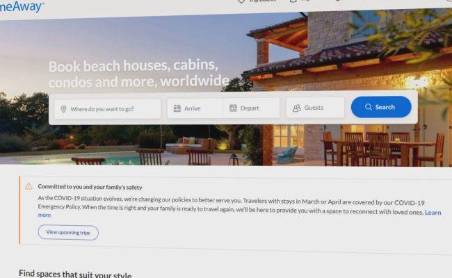 Vacation Rental Companies Change Policies Amid Coronavirus
