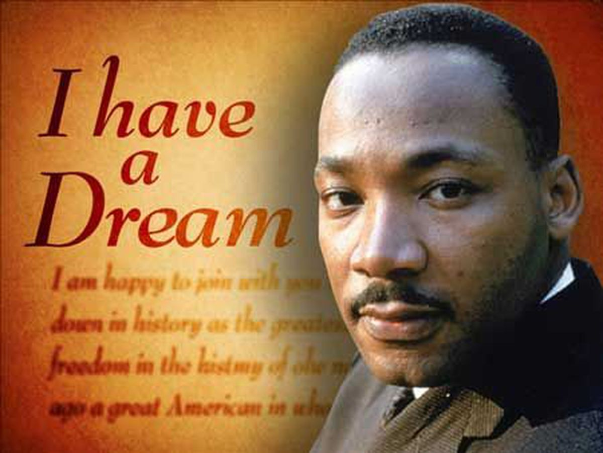 Dr Martin Luther King Jr Day Events