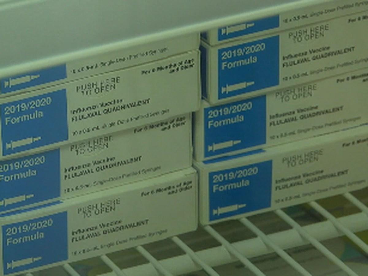 Flu cases in Ga., S.C. continue to rise