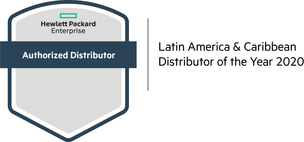 Latin America & Caribbean Distributor of the Year 2020