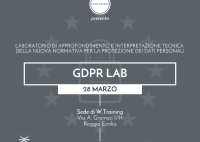 GDPR Lab