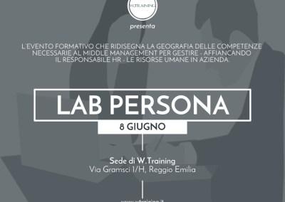 Lab Persona