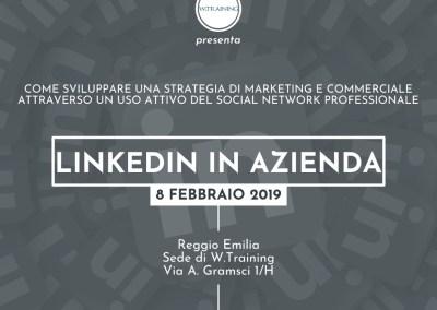 LinkedIn in azienda