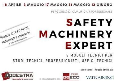 Safety Machinery Expert