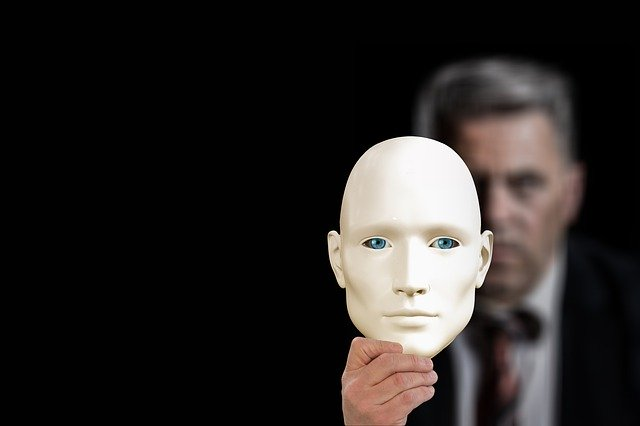 La maschera del leader