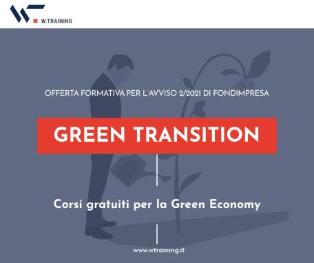 GREEN TRANSITION