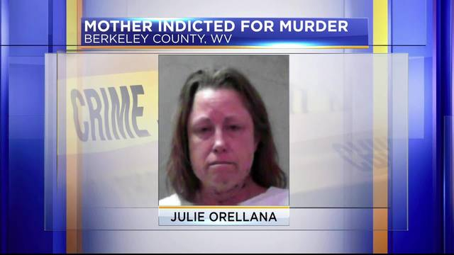 West Virginia mother indicted for murder
