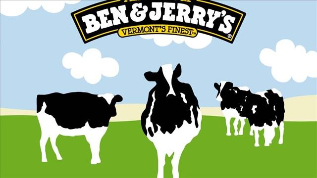BEN JERRY'S LOGO
