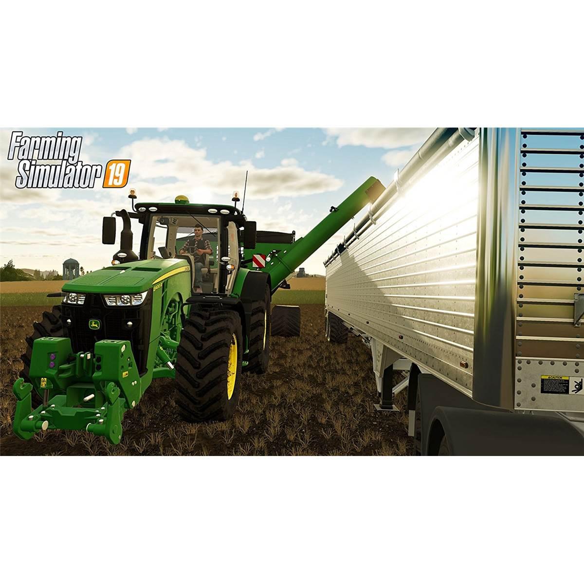 FARMING SIMULATOR 2019  XBOX ONE