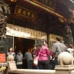 Day 4: Taipei Metro, Long San Temple, gondola, and relatives