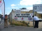 Our Banner kindly provided by US Consulate/PEPFAR capital