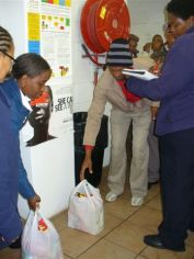 zFood parcels handed out to elderly - 3 July '12 001