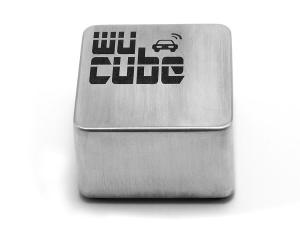 A FRONT VIEW OF THE WUCUBE