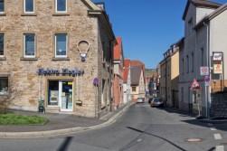 Blick in die Klingenstrasse