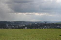 Blick über Versbach.