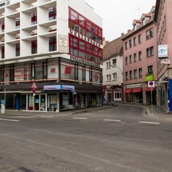 Eichhornstraße, Ecke Herzogenstraße