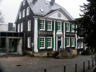 Das Röntgen-Museum in Remscheid Lennep.