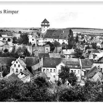 Rimpar Schloss 1967