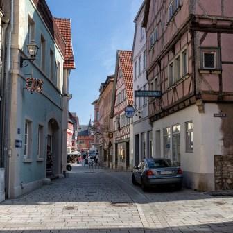 Blick in die Altstadt.