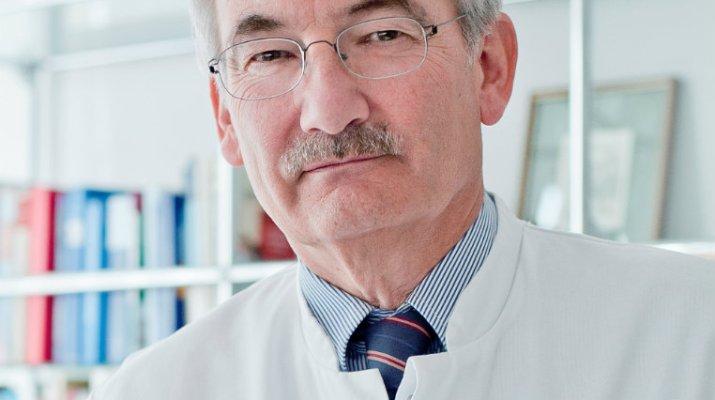 Prof. Georg Ertl ist der neue Ärztliche Direktor des Uniklinikums Würzburg (Foto: Uni Würzburg)