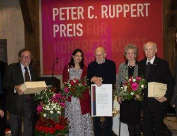 Peter C. Ruppert Preis für Hans Jörg Glattfelder