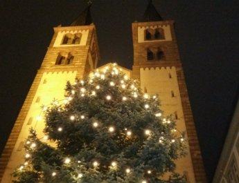 Weihnachten im Würzburger Kiliansdom