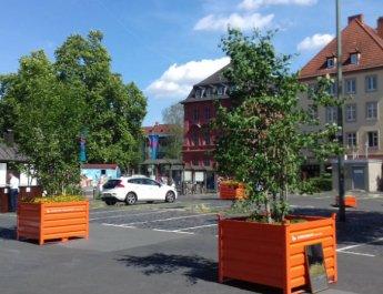 OB Schuchardt zur Sperrung des Kardinal-Faulhaber-Platzes