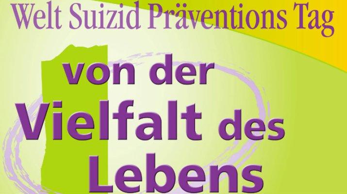 Welttag der Suizidprävention