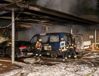 Nach Brand in Don-Bosco-Schule - Tatverdächtiger in U-Haft