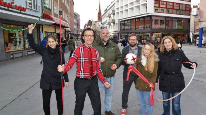 """Würzburger Gesundheitstag """"aktiv leben"""" am 16. Juni 2018"""