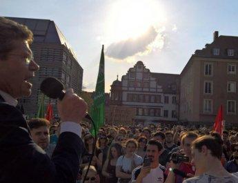 """Rosenthal (SPD): """"Wir haben in Bayern kein Sicherheitsproblem, wir haben ein Freiheitsproblem!"""""""
