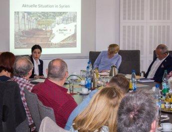 Syrien-Hintergründe, die im Unterricht helfen
