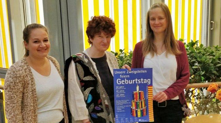 Würzburger Stadtteilbüchereien im Rampenlicht