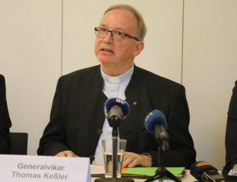 """Bischof Jung: """"Missbrauch mit Entschlossenheit begegnen"""""""