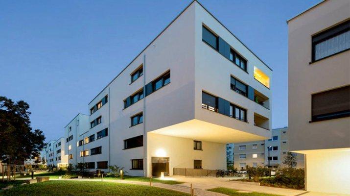 Antonio-Petrini-Preis für Wohngebäude in der Gartenstraße
