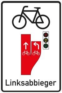 Innovation im Radverkehr: Indirektes Linksabbiegen auf den Friedrich-Ebert-Ring