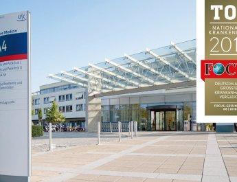 Das Uniklinikum Würzburg zählt laut der aktuellen Focus-Klinikliste zu den Top-Krankenhäusern in Deutschland.