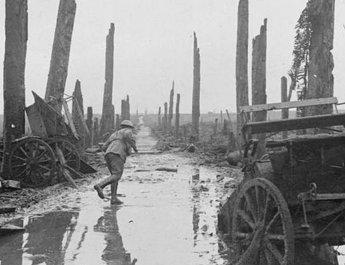 Ausgebrannt! Europa nach dem Ersten Weltkrieg