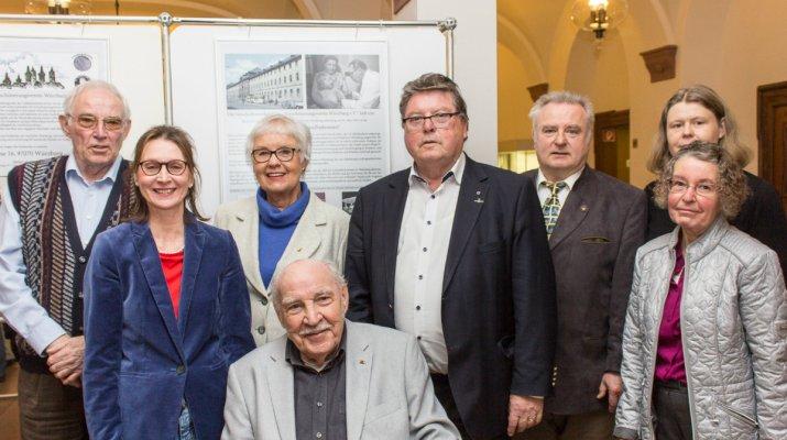 """""""Würzburger Gesundheitswesen"""" - Ausstellung der Geschichtswerkstatt"""