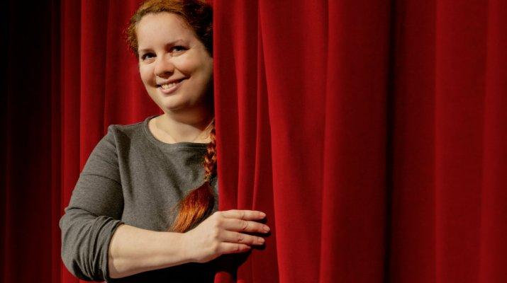 Kathrin Jacobs, die neue Fachbereichsleiterin Kultur