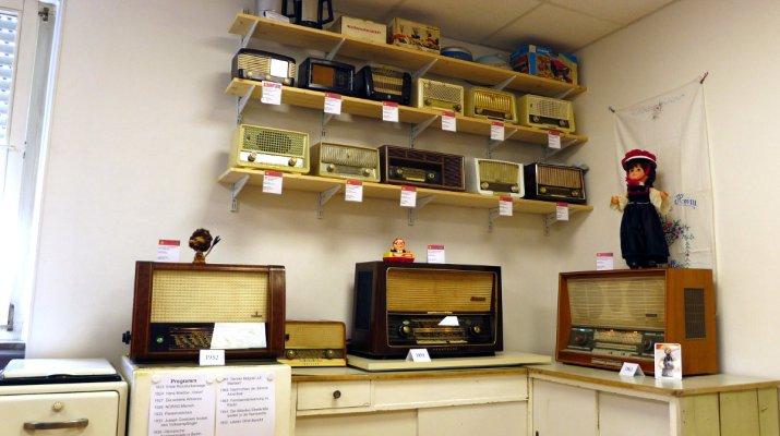 Erfolgreicher Radio-Tag im Betriebsmuseum der WVV