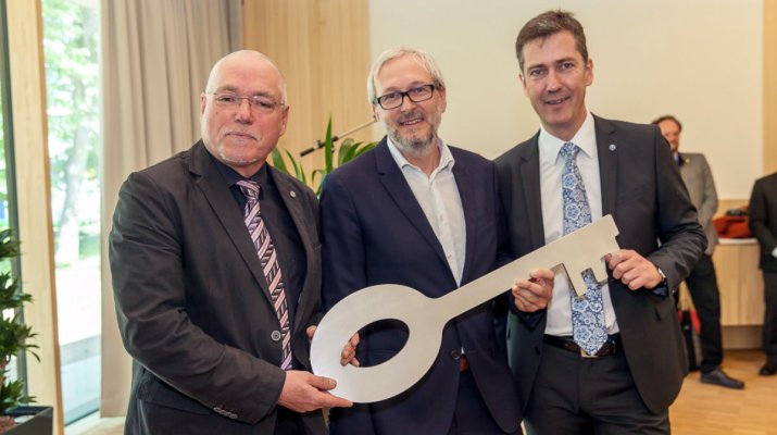 Neue Umweltstation Würzburg eröffnet
