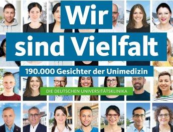 Uniklinikum Würzburg beteiligt sich an bundesweiter Kampagne für mehr Toleranz