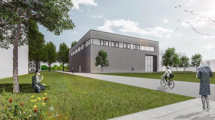 ITI: Grundstein für neues Forschungsinstitut