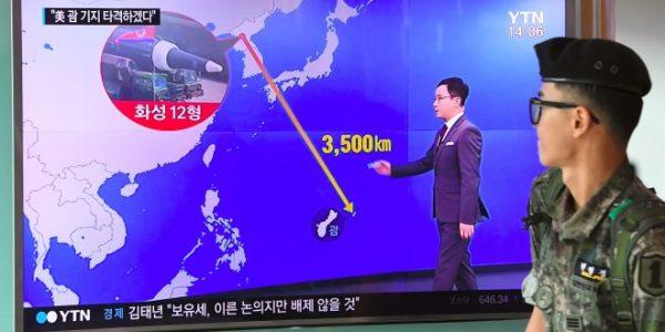 Why Is North Korea Threatening Guam Nation amp World News