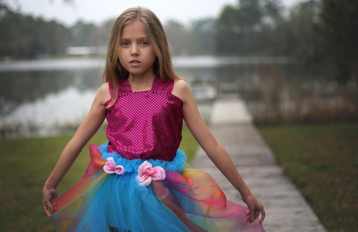 9 Year Old Designer To Debut Fashion Line For Charity